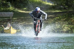 Must Watch: Thomas Genon Rides on Water and Bends Time in 'The Legend of Tommy G'