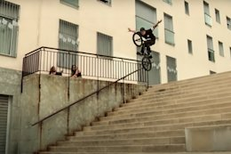 Must Watch: Garrett Reynolds & Friends Raise the Bar for Street BMX in 'Always Fiending'