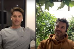 Video: Greg Minnaar Interviews Jordi Cortes on 'Dialed'