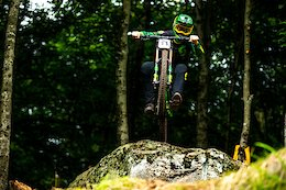 Video: Dean Lucas Ripping at Home on Local DH Tracks