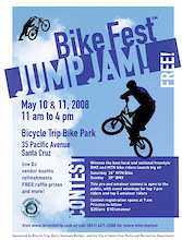 Fun Spot Bike Jam - May 9th and 10th