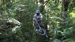 Video: Shredding Trails in Rotorua with CJay Ingram