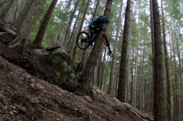 Video: Jesse Melamed Breaks Down Pamplemousse Trail In Squamish