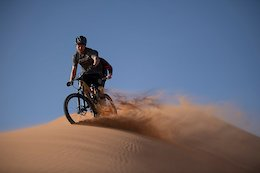 Video & Photo Story: Riding Dunes in Morocco with Olly Wilkins