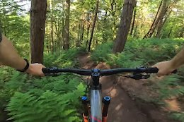 Video: Riding Dusty Local Trails with Danny Hart