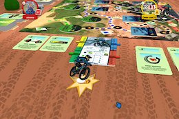 'Send It!' Releases Online Version of its Mountain Bike Board Game