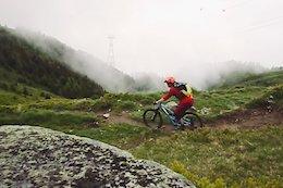 Video: Alban Aubert Rides 20 Alpine Trails in 1 Day