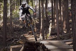 Video: Playing Around On Nelson's Trail Network in 'Our Backyard'
