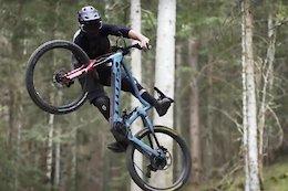 Video: Vinny T Hunts Down Pristine Bike Park Trails on his eMTB