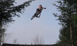 Video: Dan Atherton Shreds Dyfi for 'Tea & Biscuits'