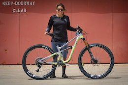 Revel Bikes Welcomes Lani Bruntz to the Team with a Custom Rascal