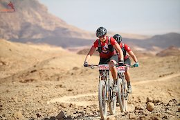 Photo Story: Exploring and Racing in Israel with the Gehrig Twins