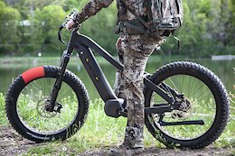 Video: Tannus Introduces Tire Insert for Fat and e-Fat Bikes