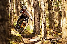 Video: Mikayla Parton Rides Her Favourite Fort William Trail
