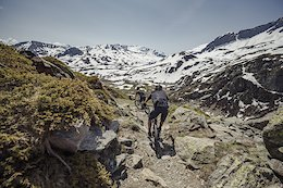 Photo Story: Riding the Line Between the Seasons High in the Mountains of La Thuile
