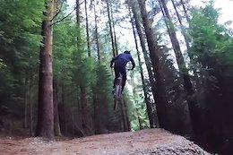 Video: Sending Jumps At Dyfi Bike Park with Rachel Atherton