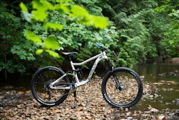 Win a Knolly Warden LT with the NSMBA 'Trails Forever' Bike Raffle