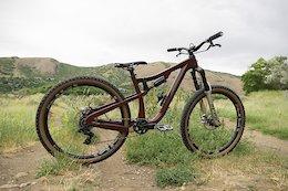 Bike Check: Kurtis Downs' Fezzari Signal Peak Slopestyle