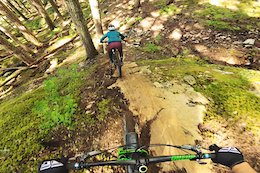 Video: Wild Laps with Remy Metailler & Christina Chappetta