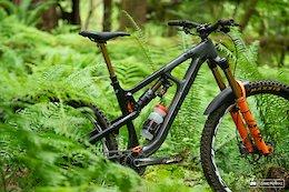 Bike Check: Jesse Melamed's Rocky Mountain Slayer
