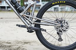Bike Check & Interview: Evan Turpen's High Pivot Steel Beauty