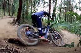 Video: Greg Minnaar Makes A Self-Shot Edit to Raise Awareness for South African Charities