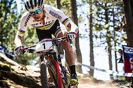 Photo Epic: Moments in Thinner Air - Andorra XC World Cup Great Moments