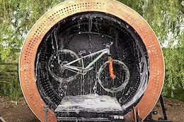 Video: Is This the Ultimate Bike Washing Machine?