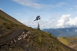 Thomas Vanderham & Veronique Sandler Build and Ride a New Alpine Trail in 'Born from the Backcountry'