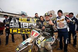 Podcast: Wyn Masters Speaks to Hard Enduro Moto Racer Billy Bolt