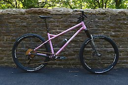 Bike Check: Leigh Johnson's Pole Taival Steel Hardtail