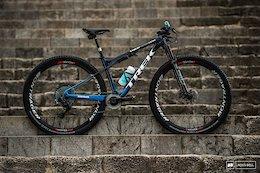 Bike Check: Comparing Trek Factory Racing's Supercaliber Setups