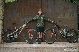 Bike Checks: Antoine Vidal's Commencal Supreme & Meta AM