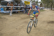 Kabush takes Fontana XC race, while Kovaric kills the DH