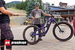 Video: 11 Bike Checks From Whistler Bike Park Opening Day 2020