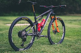 Bike Check: Russell Finsterwald's Specialized Epic