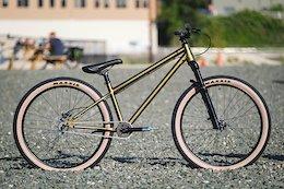 Kona Release Shonky DJ Bike in Completes