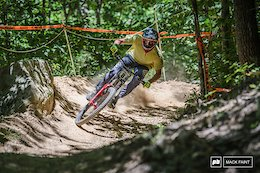 Video: Finals at The Rock - Downhill Southeast - Windrock II 2020