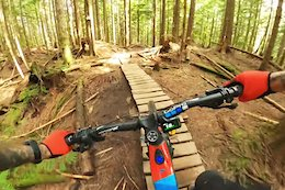 Video: Geoff Gulevich Rides '7th Secret' in North Vancouver