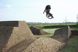 Video: Matt Jones Shows Off his New Backyard Dirt Jumps