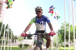 Video: The First Cyclist from Lesotho at the Olympic Games