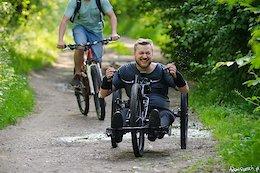 Fundraiser Launched for Quadriplegic Freerider