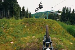 Video: Charging Hard at Sun Peaks Bike Park