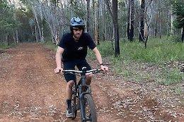 Everesting on a Enduro Bike