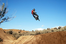 Eagle Bike Park in Idaho - Progress for 2009