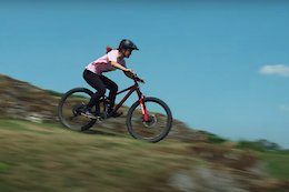 Video: Shredding Local Trails with Veronique Sandler in 'Raw from the Door'