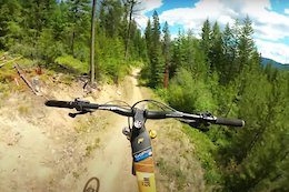Video: Geoff Gulevich Rides a Collection of Great Trails In Kimberley BC