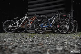 Bike Check: 6 Bikes From Kade Edwards' Quiver