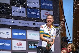Getting to Know: Australian XC MTB Champion Bec McConnell