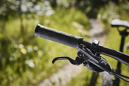 Bontrager Release Grips Made with Used Fishing Nets